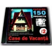Cd proiecte case de vacanta volumul 2