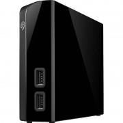 Hard disk extern Seagate Backup Plus Hub 8TB 3.5 inch USB 3.0 Black