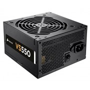 Corsair VS550 550-Watt Power Supply (Black)