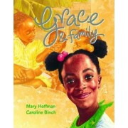 Read Write Inc. Comprehension: Module 16: Children's Books: Grace and Family Pack of 5 books by Mary Hoffman