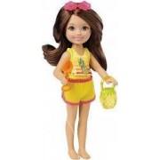 Papusa Mattel Barbie Chelsea Friends Bruneta
