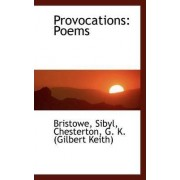Provocations by Bristowe Sibyl