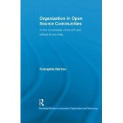 Organization in Open Source Communities: At the Crossroads of the Gift and Market Economies