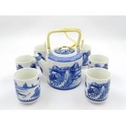 Set ceai Song - Peisaj (cod B12-1)