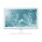 "Samsung LCD 21.5"" LS22E391HS Full HD PLS Panel VGA HDMI Audio Out, beli"