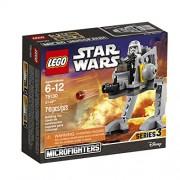 Star Wars Lego 76 Pcs Robot At Dp Bike Box Building Toys