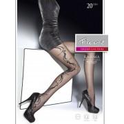 Ciorapi cu model Fiore KASIMA