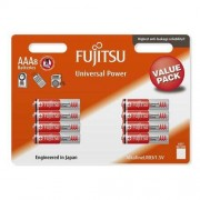 Fujitsu Siemens 8 x bateria alkaliczna Fujitsu Universal Power LR03 AAA blister