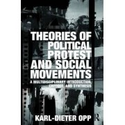 Theories of Political Protest and Social Movements by Karl-Dieter Opp