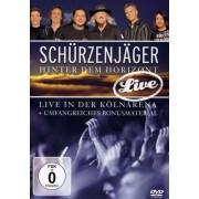 Schurzenjager - Hinter dem Horizont Live (0828768092590) (1 DVD)