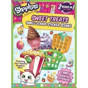 Shopkins Sweet Treats/Cheeky Chocolate (Sticker and Activity Book) by Little Bee Books