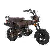 Moto DAX 125 SKYMAX FLAT - SKYTEAM - C-Brown