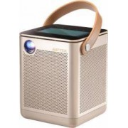 Videoproiector Portabil Wireless Aiptek Boombox P800 WXGA 800 lumeni tableta + sistem audio