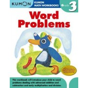 Word Problems, Grade 3 by Kumon Publishing
