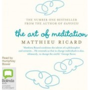 The Art Of Meditation by Humphrey Bower