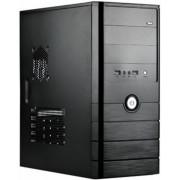 "CARCASA SPIRE ATX, front USB & audio, suport 2x 80mm fan, black, sursa 420W ""SP1071B-420W-E1"""