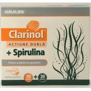 Walmark Clarinol + Spirulina (30 capsule + 30 tablete)