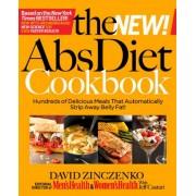 The New Abs Diet Cookbook by David Zinczenko