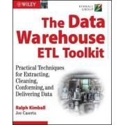 The Data Warehouse ETL Toolkit by Ralph Kimball