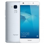 Huawei Honor 5C NEM-AL10 3GB+32GB Fingerprint Identification 5.2 inch EMUI 4.1 Hisilicon Kirin 650 Octa Core up to 2.0GHz Network: 4G WiFi BT GPS Dual SIM(Silver)