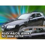 Deflektory komplet 4 ks - Audi A6 avant, 2004-11