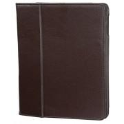 i-Box 79072HS - Custodia in pelle per iPad, colore: marrone