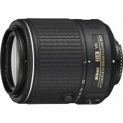 Lente Nikon 55-200mm F/4-5.6G VR II DX AF-S ED -Negro