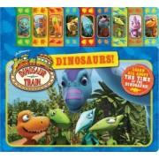 Dinosaur Train Tabbed Board Book by The Five Mile Press
