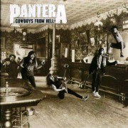Pantera - Cowboys from Hell (0075679137227) (1 CD)