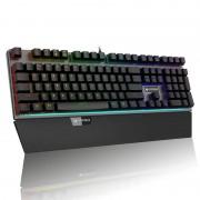 Rapoo V720 RGB Mechanical Gaming Keyboard w/Blue Switch