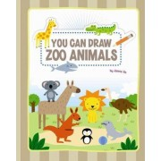 You Can Draw Zoo Animals by Jannie Ho