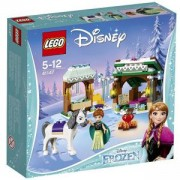 Конструктор ЛЕГО Дисни Принцеси - Снежното приключение на Анна, LEGO Disney Princess, 41147