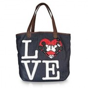 Tote Bag - Disney - Mickey And Minnie Mouse Love Purse Gifts New Anime Wdtb0598