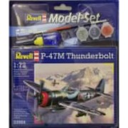 Macheta Revell Model Set P-47 M Thunderbolt