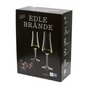 "Set doua pahare brandy ""Edle Brände"""