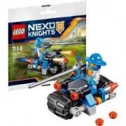 ЛЕГО НЕКСО Рицари с мини фигурка 42 части в оригинална опаковка, LEGO NEXO Knights, 30371