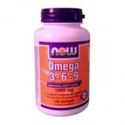 Now Omega 3-6-9 kapszula - 100 db lágyzselatin kapszula