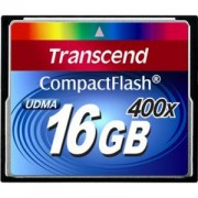 Transcend 16GB CF Card (400X) - TS16GCF400