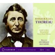 Essential Thoreau by Henry David Thoreau