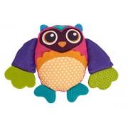 Prima infanzia GIOCA Oops Schmusetier con Beißecke Owl