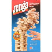 Jenga - The Blockbuster of All Stacking Games (1995)