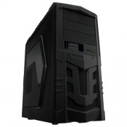 CFI A5302BB - Case PC ATX, nero