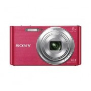 Sony Cyber-shot DSC-W830 (różowy) - Raty 50 x 10,98 zł - odbierz w sklepie!