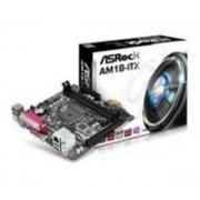 ASROCK-Carte mère Mini ITX Socket AM1 DVI/HDMI SATA 6Gb/s USB 3.0 1x PCI Express 2.0 16x-