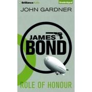 Role of Honour by MR John Gardner