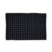 Södahl - Spirit Badezimmermatte 60 x 90 cm, schwarz / grau