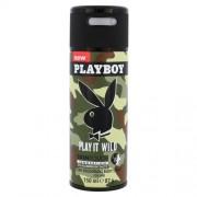 Playboy Play It Wild 150ml Deodorant für Männer