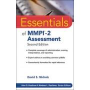 Essentials of MMPI-2 Assessment by David S. Nichols