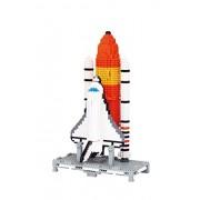 Nanoblock - Luoghi Space Center Deluxe Edition
