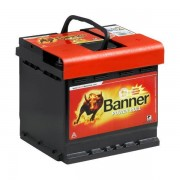 Banner Power Bull 12V 44Ah 420A autó akkumulátor jobb+